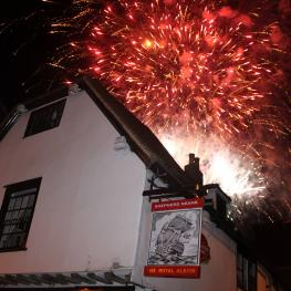 The Royal Albion Maidstone Fireworks