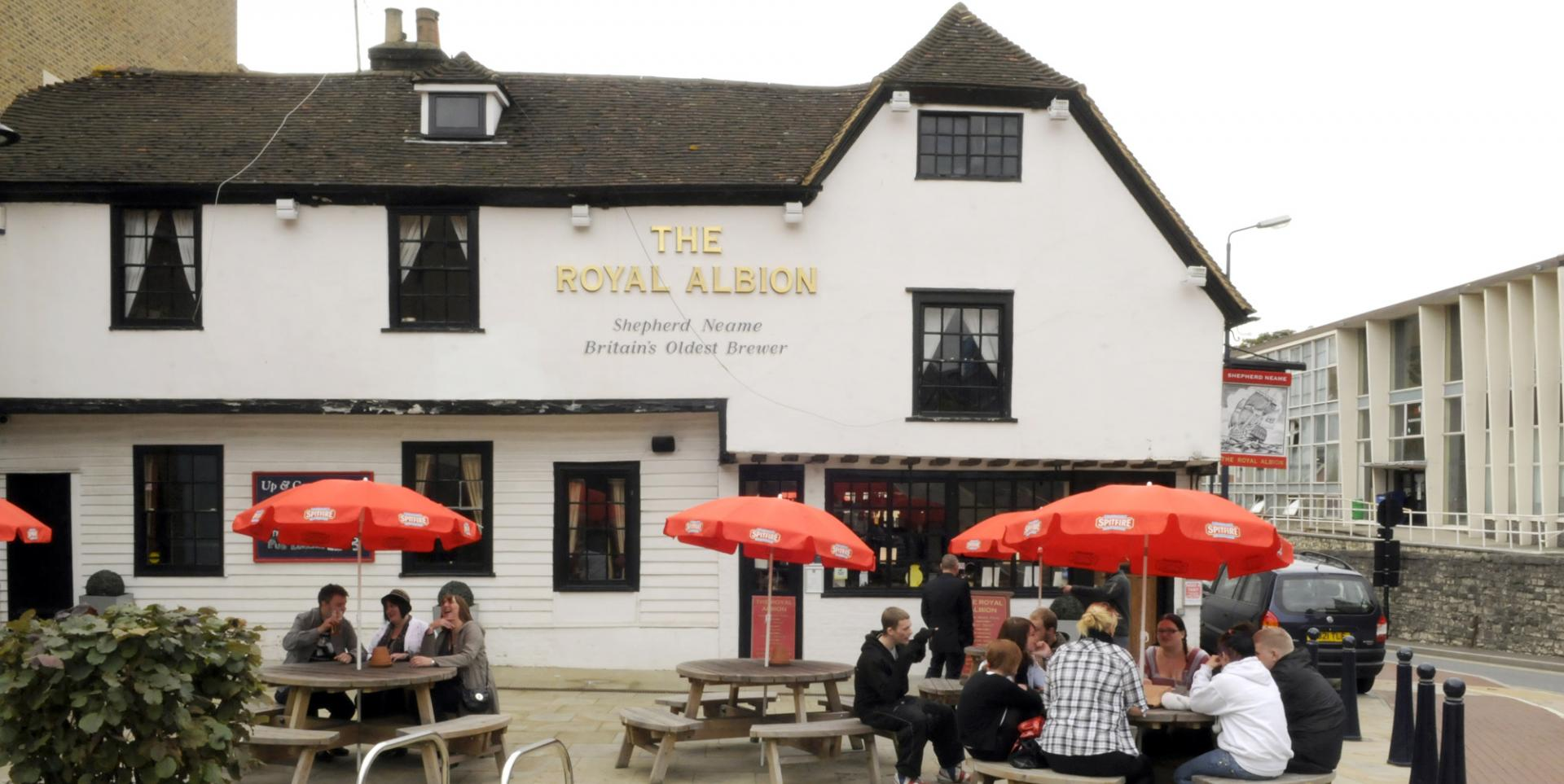 The Royal Albion Maidstone